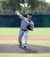 Sean Burke - 2021 AIL White Sox (Bill Mitchell)
