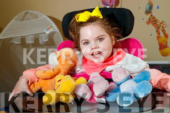 Alexis O'Mahony Woodlawn, Killarney celebrated her 4th Birthday on Easter Sunday.