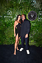 MIAMI BEACH, FL - APRIL 16: Isabela Grutman and David Grutman attend the Inter Miami CF Season Opening Party Hosted By David Grutman and Pharrell Williams at The Goodtime Hotel on April 16, 2021 in Miami Beach, Florida.  ( Photo by Johnny Louis / jlnphotography.com )