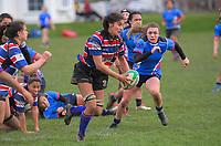 200718 Manawatu Women's Rugby - Varsity v FOBO