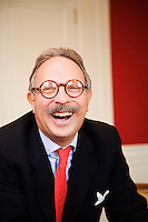 Switzerland. Geneva. Pierre G. Mirabaud (1948), Senior Partner, Mirabaud & Cie, Geneva. Pierre Mirabaud was the  Chairman of the Swiss Bankers Association (SBA) from september 2003 until june 2009. 26.02.2009  © 2009 Didier Ruef