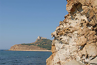 - the coast near Tabarka town....- la costa nei pressi della città di Tabarka