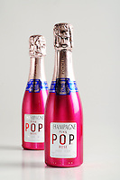 Campaign Pommery Pink Champagne