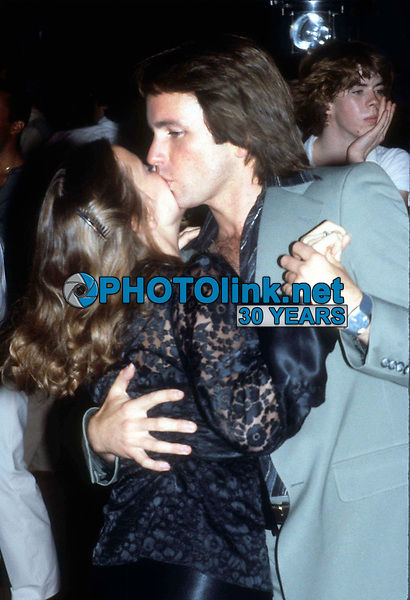1978 FILE PHOTO<br /> New York, NY<br /> John Ritter and wife at Studio 54<br /> Photo by Adam Scull-PHOTOlink.net