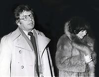 Linda Rondstadt & Peter Hamill 1983<br /> Photo By John Barrett-PHOTOlink.net / MediaPunch