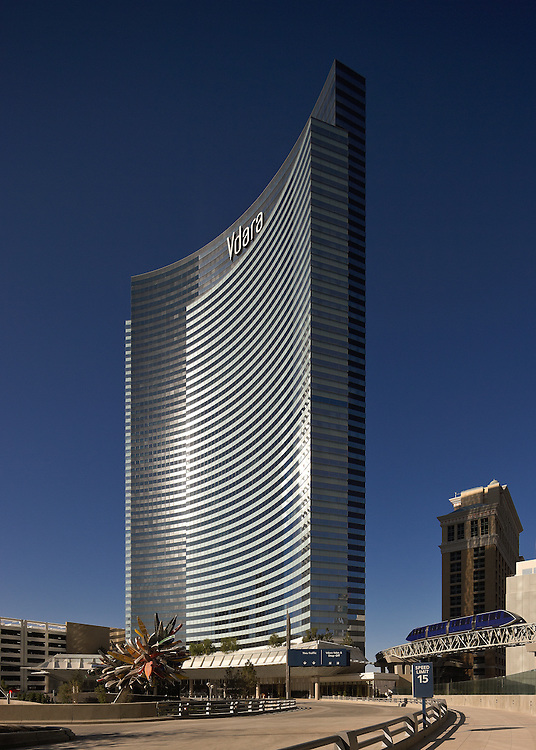 Vdara Hotel & Spa at CityCenter Las Vegas   Rafael Viñoly Architects, PC