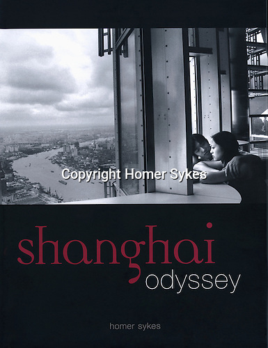 Shanghai Odyssey by Homer Sykes published by Dewi Lewis. Supported by the Grimstone Foundation.<br /> One new copy left £145.00 signed and or dedicated including  p&p in the UK.