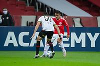 30th May 2021; Beira-Rio, Porto Alegre, Brazil; Brazilian Serie A, Internacional versus Sport Recife; Caio Vidal of Internacional takes on Sander Henrique Bortolotto of Sport