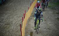 Sven Nys (BEL/Crelan-AAdrinks)<br /> <br /> Duinencross Koksijde WorldCup 2015