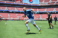 San Jose Earthquakes vs Manchester United, July 22, 2018