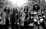 Black Sabbath 1970 Bill Ward, Geezer Butler, Ozzy Osbourne and Tony Iommi<br /> © Chris Walter