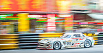 Takeshi Tsuchiya races the Macau GT Cup during the 61st Macau Grand Prix on November 16, 2014 at Macau street circuit in Macau, China. Photo by Aitor Alcalde / Power Sport Images