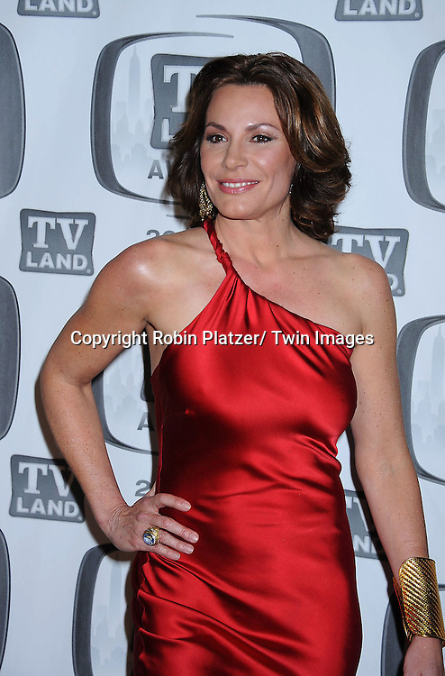 LuAnn de Lesseps attending The TV Land Awards 2011 .on April 10, 2011 at the Jacob Javits Center in New York City.