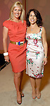 Anne Carl and Maria Bush at the Children's Assessment Center luncheon at the InterContinental Hotel Thursday April 16,2009.(Dave Rossman/For the Chronicle)