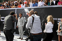 """LOS ANGELES - JUN 28:  Jason Clarke, Carpet Photographers at the """"Terminator Genisys"""" Los Angeles Premiere at the Dolby Theater on June 28, 2015 in Los Angeles, CA"""