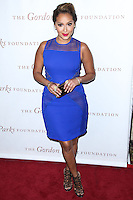 NEW YORK CITY, NY, USA - JUNE 03: Model Adrienne Bailon at the 2014 Gordon Parks Foundation Awards Dinner & Auction held at Cipriani Wall Street on June 3, 2014 in New York City, New York, United States. (Photo by Jeffery Duran/Celebrity Monitor)