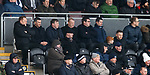 02.03.2019: St Mirren v Livingston: A few ex and current premiership managers in attendance