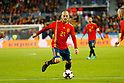 Soccer : International friendly : Spain 5-0 Costa Rica