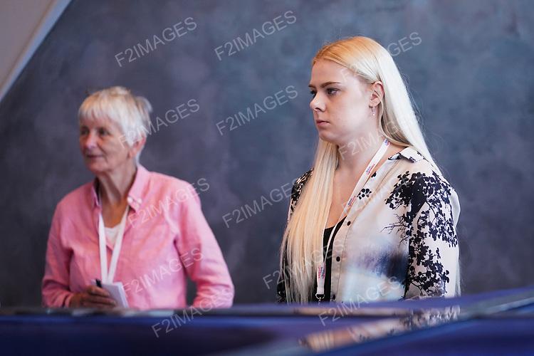 British Series Championships  27.7.19. VIP Presentations