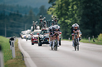 Team Sunweb<br /> <br /> UCI MEN'S TEAM TIME TRIAL<br /> Ötztal to Innsbruck: 62.8 km<br /> <br /> UCI 2018 Road World Championships<br /> Innsbruck - Tirol / Austria