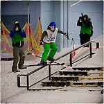 Pix: Shaun Flannery/shaunflanneryphotography.com<br /> <br /> COPYRIGHT PICTURE>>SHAUN FLANNERY>01302-570814>>07778315553>><br /> <br /> 6th June 2015<br /> English Slopestyle Championships 2015<br /> Chill Factore, Manchester.<br /> James Rose