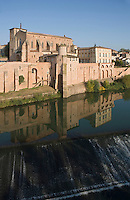 Europe/France/Midi-Pyrénées/81/Tarn/Gaillac: l'abbaye Saint-Michel  X° siècle