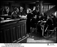 Prod DB © Nouvelles Editions de Films / DR<br /> ASCENSEUR POUR L'ECHAFFAUD (ASCENSEUR POUR L'ECHAFFAUD) de Louis Malle 1958 FRA<br /> avec Felix Marten et Jeanne Moreau<br /> commissariat