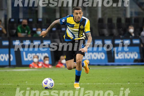 inter-roma - milano 12 maggio 2021 - 36° giornata Campionato Serie A - nella foto: vecino