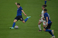 Federico Chiesa of Italy during the Uefa Euro 2020 Final football match between Italy and England at Wembley stadium in London (England), July 11th, 2021. <br /> Photo Andrea Staccioli / Insidefoto