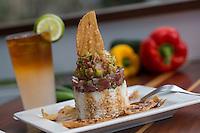 Ahi Tuna Tower<br /> The Longboard<br /> Cruz Bay, St. John<br /> US Virgin Islands