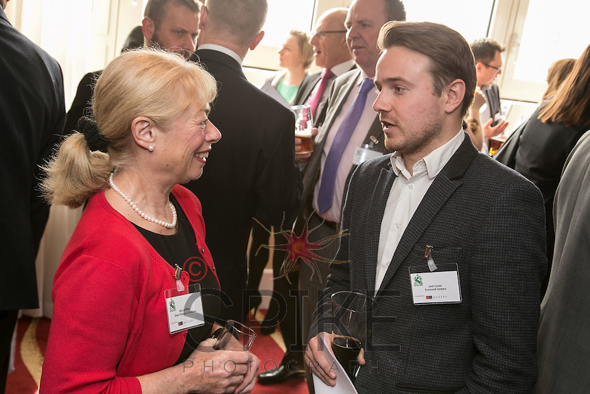 Ann Griffiths of Direct Finance Solutions and Josh Turner of Economit