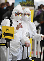 NOV 25 Thanksgiving Holiday Travelers During The Second Wave Of Coronavirus Pandemic