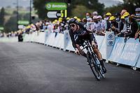 Jasper De Buyst (BEL/Lotto Soudal)<br /> <br /> Stage 5 (ITT): Time Trial from Changé to Laval Espace Mayenne (27.2km)<br /> 108th Tour de France 2021 (2.UWT)<br /> <br /> ©kramon