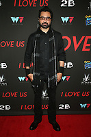 WEST HOLLYWOOD, CA - SEPTEMBER 13: Lionel Cohen, at the LA Premiere Screening Of I Love Us at Harmony Gold in West Hollywood, California on September 13, 2021. Credit: Faye Sadou/MediaPunch
