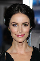 """WESTWOOD, LOS ANGELES, CA, USA - APRIL 07: Abigail Spencer at the Los Angeles Premiere Of Summit Entertainment's """"Draft Day"""" held at the Regency Bruin Theatre on April 7, 2014 in Westwood, Los Angeles, California, United States. (Photo by Xavier Collin/Celebrity Monitor)"""