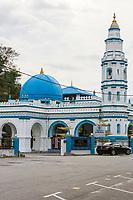 Panglima Kinta Mosque, Ipoh, Malaysia.