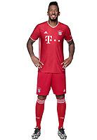 26th October 2020, Munich, Germany; Bayern Munich official seasons portraits for season 2020-21;  Jerome Boateng
