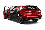 Car images of 2021 Lexus RX 350L 5 Door SUV Doors