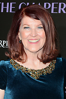 """LOS ANGELES - APR 3:  Kate Flannery at the """"The Chaperone"""" Los Angeles Premiere at the Linwood Dunn Theater on April 3, 2019 in Los Angeles, CA"""