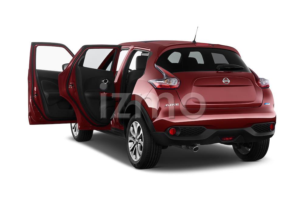Car images of a 2015 Nissan JUKE TEKNA 5 Door SUV 2WD Doors