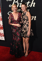 Penelope Ann Miller + daughter Eloisa @ the premiere of 'The Birth of a Nation' held @ the Cinerama Dome theatre. September 21, 2016
