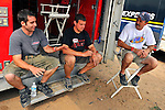 Aug 5, 2010; 3:39:26 PM; New Richmond, WI., USA; The 23rd Annual USA Nationals presented by U.S. Steel Corporation running a 50,000-to-win World of Outlaws Dirt Late Model Series sanctioned event at Cedar Lake Speedway.  Mandatory Credit: (thesportswire.net)
