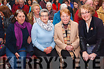 Michael English Concert held last Friday night in The Church of the Assumption Abbeyfeale. <br /> Mary Gilroy Tarbert, Breda Histon Tarbert, Joan O' Connell Abbeyfeale & Caroline McLoughlin Tarbert.