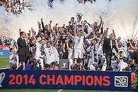 2014 MLS Cup Final, LA Galaxy vs New England Revolution, December 7, 2014