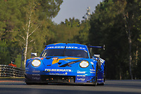 #78 PROTON COMPETITION (DEU) PORSCHE 911 RSR LM GTE AM  HORST FELBERMAYR JR (AUT) MICHELE BERETTA (ITA) MAX VAN SPLUNTEREN (NDL)