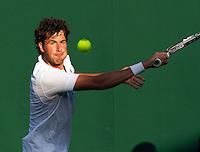 22-06-11, Tennis, England, Wimbledon, Robin Haase
