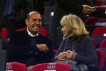 UEFA Champions League 2018/2019.<br /> Quarter-finals 2nd leg.<br /> FC Barcelona vs Manchester United: 3-0.<br /> Jesus Angoy & Danny Cruyff.