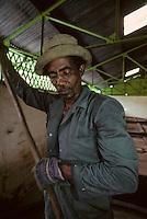 France/DOM/Martinique/Le François/Domaine de l'Acajou/Distillerie Clément: Brassage du rhum [Non destiné à un usage publicitaire - Not intended for an advertising use]
