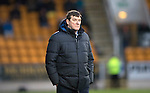 St Johnstone v Partick Thistle…11.02.17     Scottish Cup    McDiarmid Park<br />A gutted Tommy Wright<br />Picture by Graeme Hart.<br />Copyright Perthshire Picture Agency<br />Tel: 01738 623350  Mobile: 07990 594431