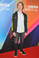 """James Tarpey at the 65th BFI London Film Festival """"Sundown"""" UK premiere, BFI Southbank, Belvedere Road, on Saturday 09th October 2021, in London, England, UK. <br /> CAP/CAN<br /> ©CAN/Capital Pictures"""